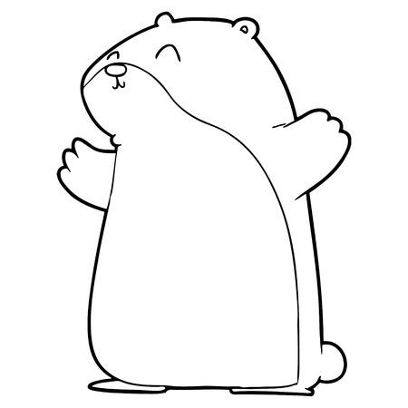 漫画ハムスター