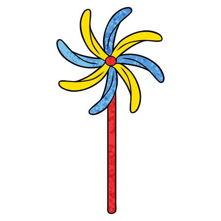 Toy windmill Stok Fotoğraf - 96638581