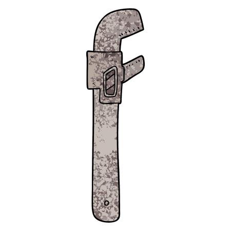 만화 렌치 스톡 콘텐츠 - 96639654