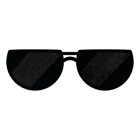 sunglasses graphic vector illustration icon