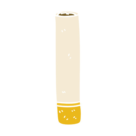 cartoon doodle tobacco cigarette