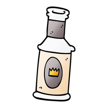 cartoon doodle alcoholic drink 版權商用圖片 - 110853039