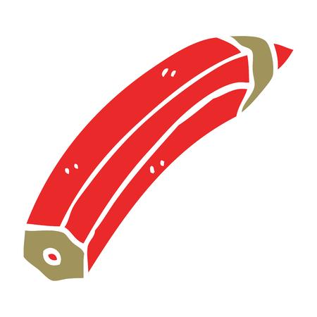 cartoon doodle colored pencil Stock Vector - 110853590
