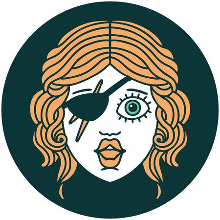 icon of human rogue character