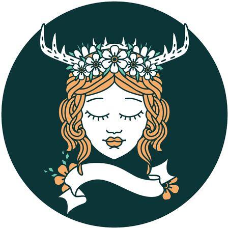 icon of human druid