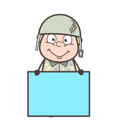 Cartoon Funny Grandpa Making Face Vector Illustration Banque d'images - 83657138