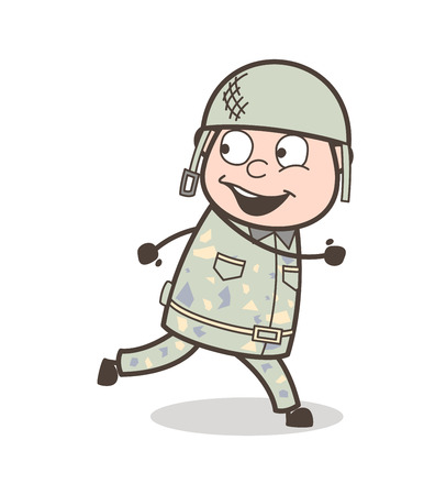 立ち往生アウト舌ベクトル イラスト漫画面白い老人