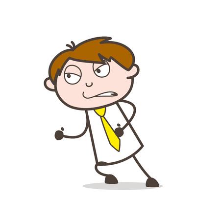 A Man Ready to Run
