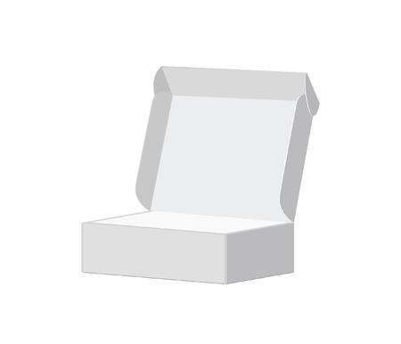 Shipping Mailer Cardboard Box Icon Symbol Illustration Illustration