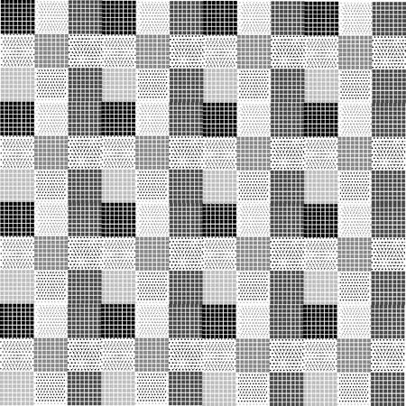 gray pattern: gray geometric pattern background