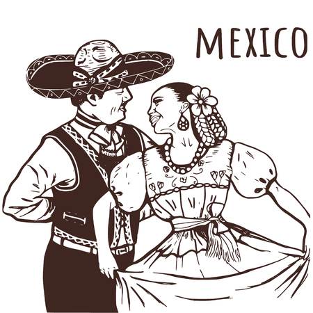 Mexico. Mexican nationality is a woman and a man.