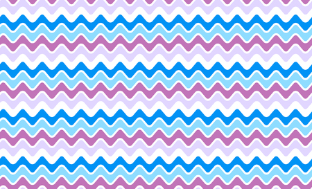 textille: Simple colorful wavy textille pattern