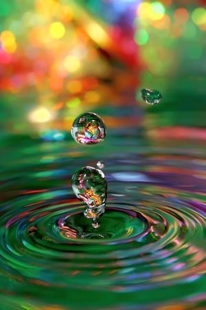 Whirling genie. Фото со стока