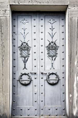 Een 19de-eeuwse antieke begraafplaats in Warschau Polen Stockfoto - 13576738