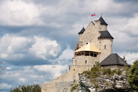 Gothic rocky castles in Poland  Touristic route of Eagle