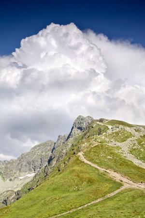 Polish landscapes  Mountain - Tatras  National park - ecological reserve Stock Photo - 13931331