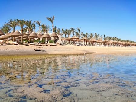Sharm El Sheikh on Sinai peninsula