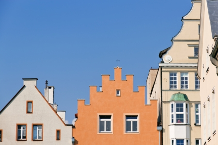 Classic architecture in Poland  City Olsztyn  Stock Photo - 15847276