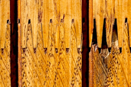 joinery: Joinery work  Old wooden background