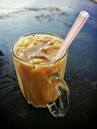 teh: A glass of Teh C