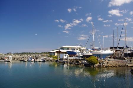 quite: Quite harbour