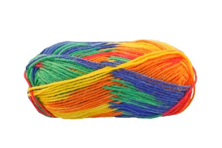 interdependence: Rainbow Wool
