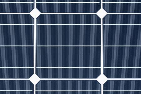 Monokristalline Solarzellen Standard-Bild - 14484116
