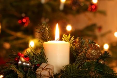 velas de navidad: Adviento Vela