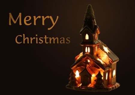 Frohe Weihnachten Standard-Bild - 14604103