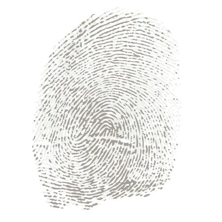 empreintes digitales: Empreinte digitale