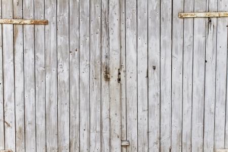 Weinlese Barn Door Standard-Bild - 20326143