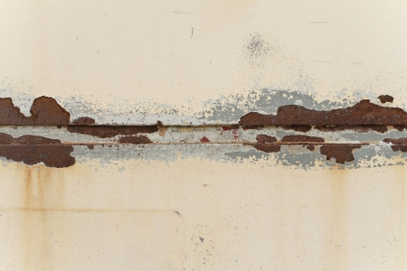 rusting: Rusting Landscape Stock Photo
