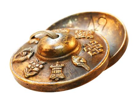 resonating: Bronze Cymbal - Resonating Bodies