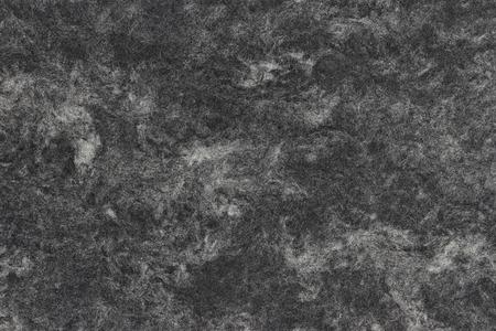 Marmoriert Paper Textur, Schwarz-Weiß mit Holzfasern Standard-Bild - 32937761