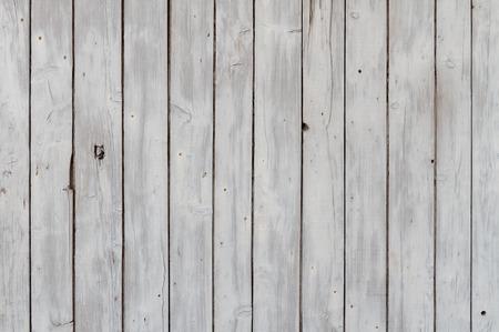 Verwitterten weißen Holzlatten Hintergrund gemalt Standard-Bild - 58769721