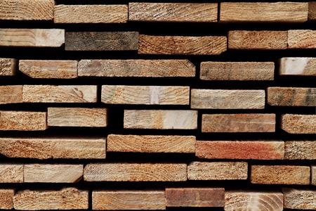 Weiche Holz Textur: Detail der Schnittholz Holzlatten Standard-Bild - 73999975