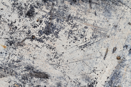 Grunge White Abstract mineral texture I