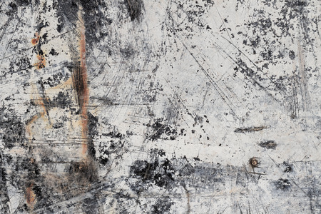 Grunge White Abstract Mineral Texture II