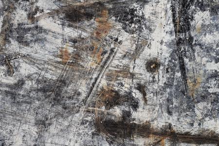 Zusammenfassung Hintergrund Textur in weiß und braun auf schwarz I Standard-Bild - 75845644