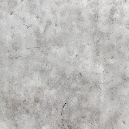 White Painted Smooth concrete Wall with Traces of Use Standard-Bild