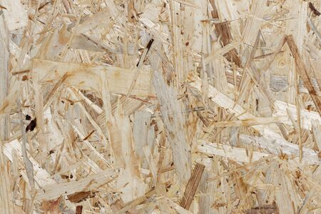 Wood Background - OSB Board Texture
