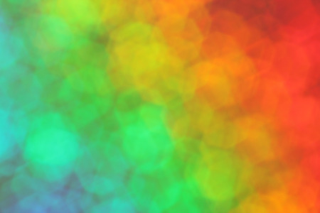 Colorful background (gradient from blue to red) photo
