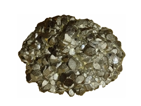 Iron ore. Mineral - magnetite