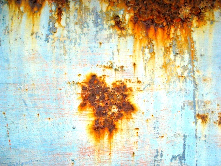 corroded: Rust texture