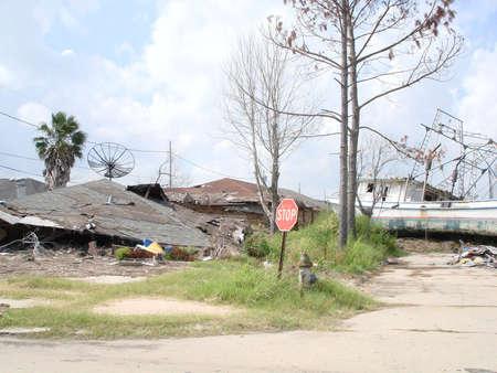 St. Bernard Parish, 1 year Post-Katrina, Louisiana