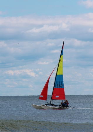 hobie: Sailing Editorial