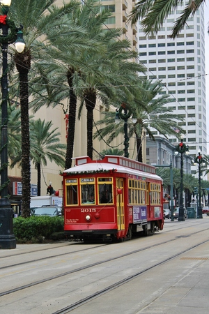 New Orleans Street Car Editorial