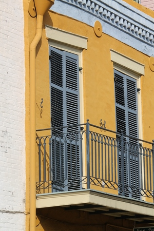New Orleans Balcony