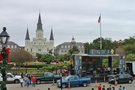 jackson: Jackson Square, New Orleans