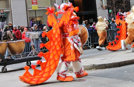 Mummers Parade Editorial